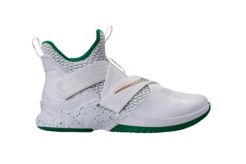 """Nike LeBron Soldier 12 """"SVSM Home"""" to Drop in May"""