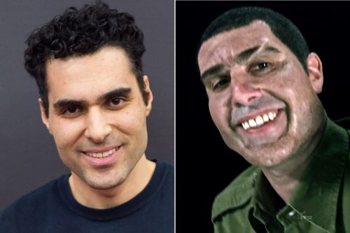 Did this combat trainer inspire a Sacha Baron Cohen character?