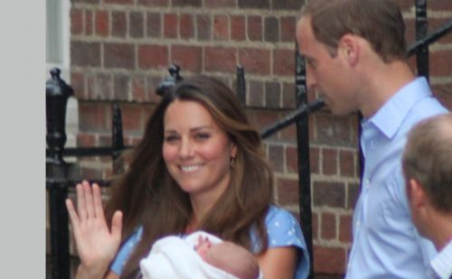 Fashion brands to benefit from royal baby effect