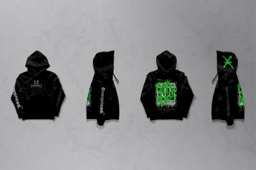 Overpriced.™ NFT-Powered Hoodie Sells for $26,000 USD