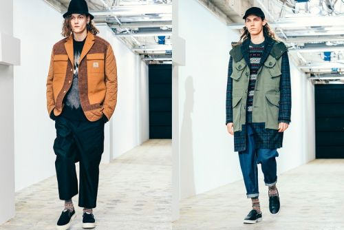Junya Watanabe MAN Updates Tradition With Collaborative FW21 Collection