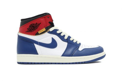 A Potential Union LA x Air Jordan 1 Surfaces