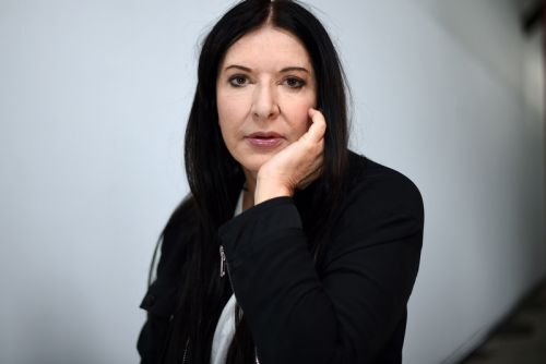 Marina Abramović Attacked By Man Brandishing Portrait Of The Performance Artist
