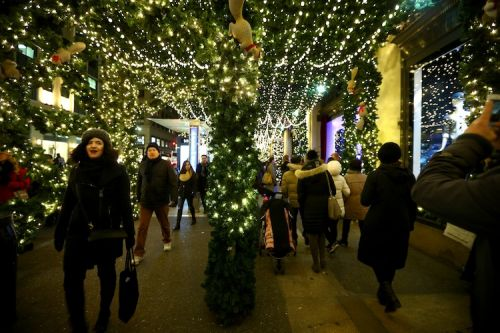 Get Festive! All the Tree Lightings, Enchanted Villages, and More Christmas Activities Near You