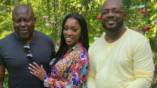 Porsha Williams Is Unfazed By The Reactions To Her Perplexing Engagement