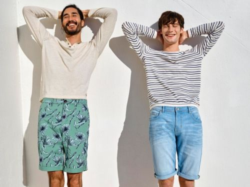 Tony Thornburg & Matt Doran Play It Casual for Esprit Summer '19 Campaign