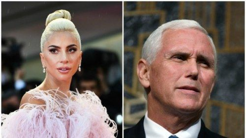 Lady Gaga Slammed Mike Pence and Donald TrumpLady Gaga regularly
