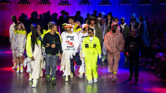 Tommy Hilfiger and Lewis Hamilton Bring American Fashion and British Culture Together for Spring 2020