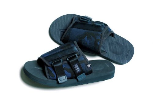 SOPHNET. & Suicoke Collaborate on Camouflage Sandal