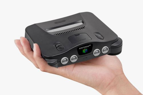 Images of the Rumored Nintendo 64 Classic Have Surfaced