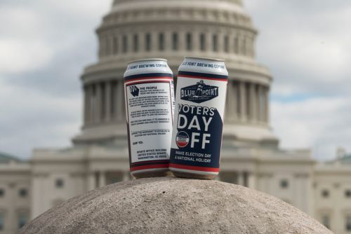 "Blue Point Brewing's ""Voters' Day Off"" IPA Seeks to Increase Voting Participation"