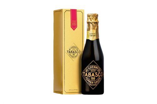 Tabasco Celebrates Its 150th Anniversary With New Diamond Reserve Red Sauce