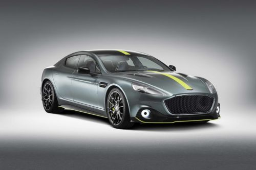 Aston Martin Will Soon Unleash the Rapide AMR Sedan