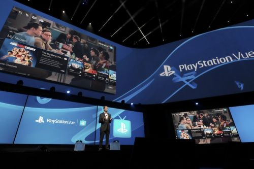Sony to Shut Down PlayStation Vue Streaming Service