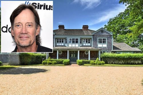 Kevin Sorbo's $5M Hamptons digs transformed into art house this summer