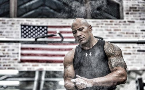 Dwayne Johnson pays tribute to veterans with Under Armour collection