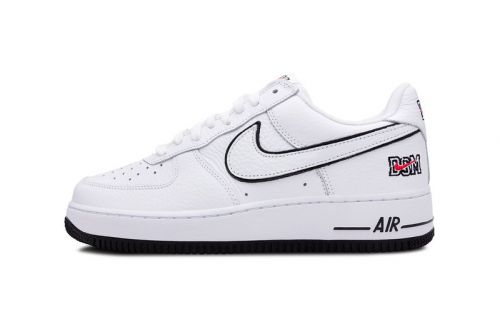 "DSMNY Reveals the Nike Air Force 1 Low ""NYC"" in White"