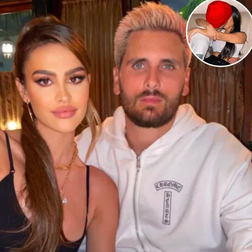 Scott Disick and Amelia Get Handsy After Kourtney Kardashian Hints at 'Kinky' Sex Life With Travis