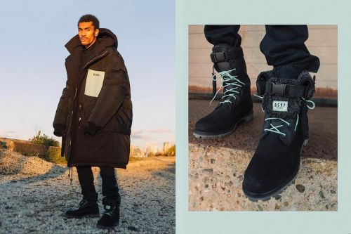 RSVP Gallery Set to Drop Its Winterized Timberland Gaiter Boot