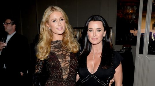 'RHOBH' Star Kyle Richards Thinks Her Niece Paris Hilton Will Find Love After Chris Zylka Split