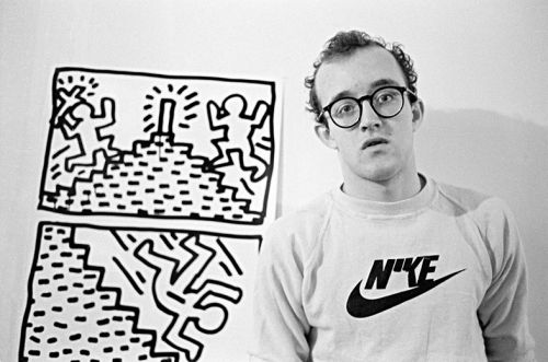 See inside Liverpool's upcoming Keith Haring exhibition