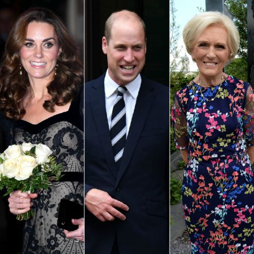 Duchess Kate and Prince William Team Up With 'Great British Bake Off' Star Mary Berry for Holiday Special