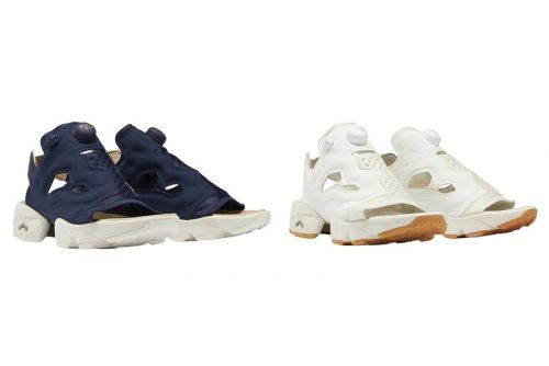 Reebok Morphs the Instapump Fury Into a Summer-Ready Slip-On