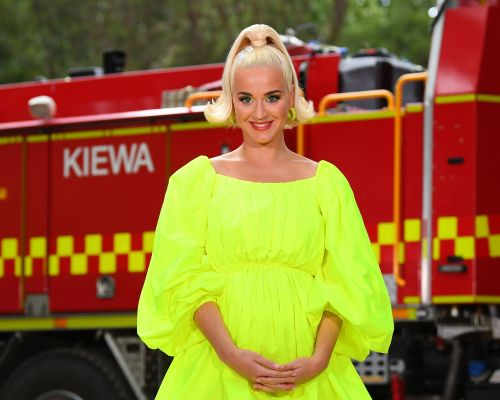 Pregnant Katy Perry Wants to Be a 'Mother' Who Makes the World 'a More Just Place' Amid Protests