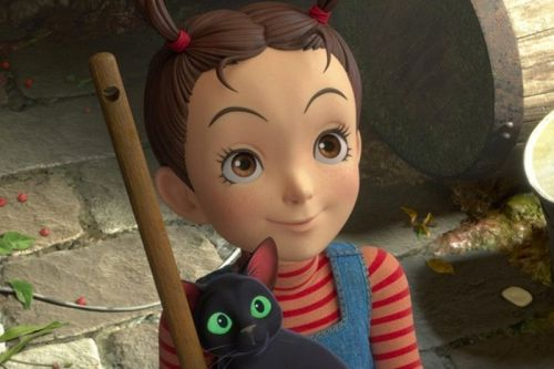 Studio Ghibli's First CG Feature Film 'Earwig and the Witch' Debuts Trailer