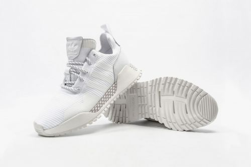 Adidas H.F/1.4 Primeknit Is Coming in an Ultra Clean All-White Version