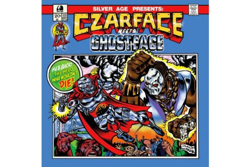 'Czarface Meets Ghostface' Houses Lyrically-Swift Flows and Battering Beats
