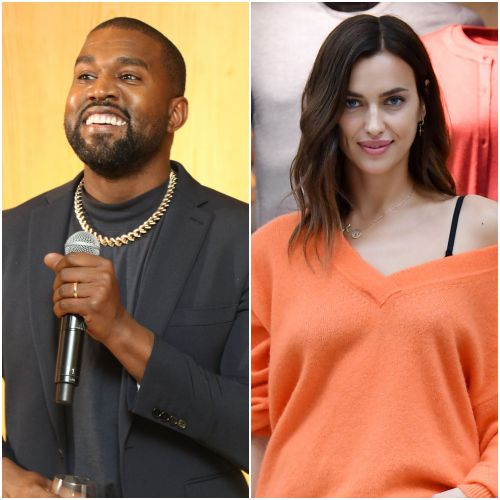 Kanye West and New Girlfriend Irina Shayk Spotted Returning From France After Romantic Getaway