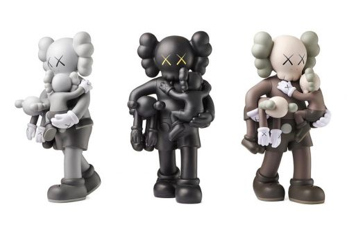"KAWS' ""CLEAN SLATE"" Companion Collectible Is Re-Releasing Tomorrow"