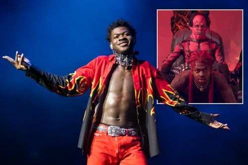 Lil Nas X prompts 'Satanic panic' with raunchy new video