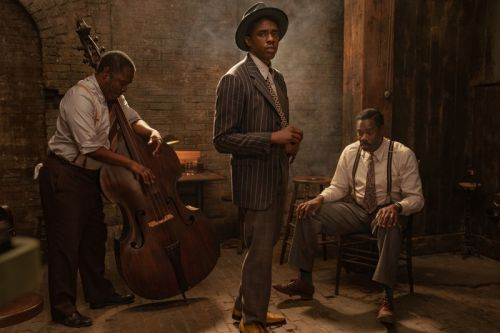 Chadwick Boseman's Final Film 'Ma Rainey's Black Bottom' Receives Official Trailer