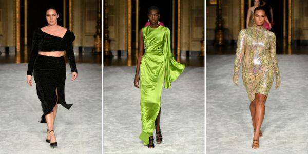 When Will The Fashion Industry Catch Up With Christian Siriano's Inclusive Casting?