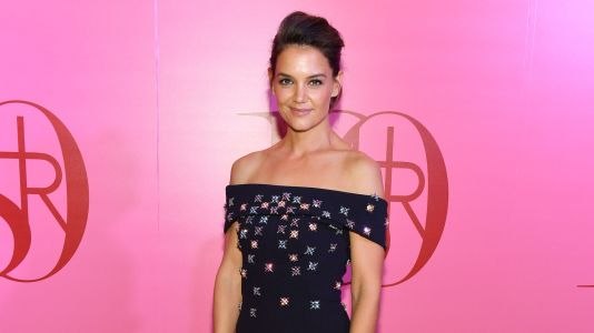 Katie Holmes and Her New Pixie Cut Prove She Can Pull off Any Look, Ever