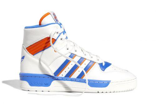 Adidas Originals Reissues the Vintage Rivalry Hi