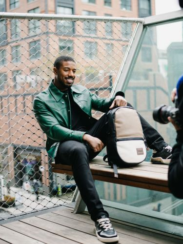 Coach Launches Spring Campaign With Michael B. Jordan
