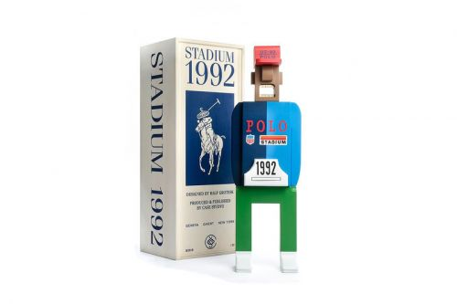 Grotesk & Case Studyo Releases POLO-Inspired 'Stadium 1992' Sculpture