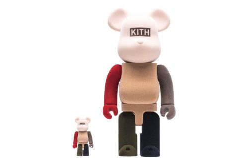 KITH Unveils Upcoming BE RBRICK Release