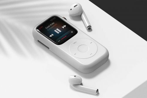 This Case Turns an Apple Watch Into an iPod