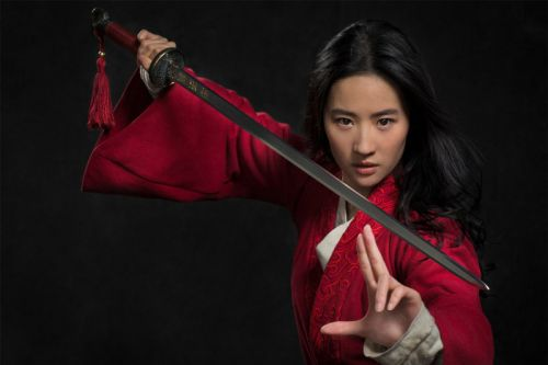 Disney Shares First Look at Live-Action 'Mulan'