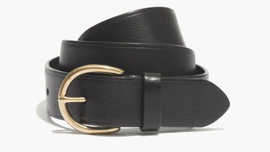 The Simple Leather Belt That Instantly Elevates Dhani's Denim Uniform