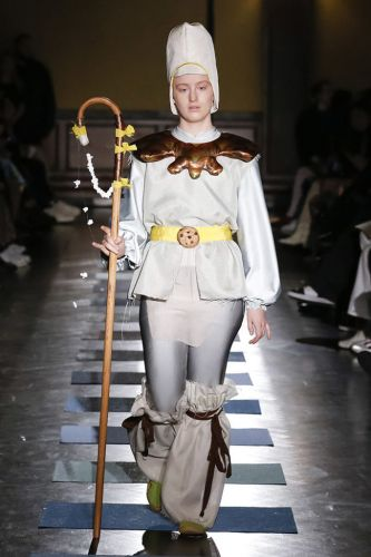 Puppets and Puppets Fall Winter 2020 Runway Show