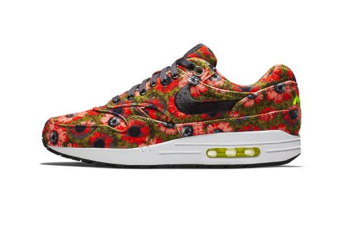 """Nike Set to Launch New Air Max 1 """"Floral Mowabb"""" Pack"""
