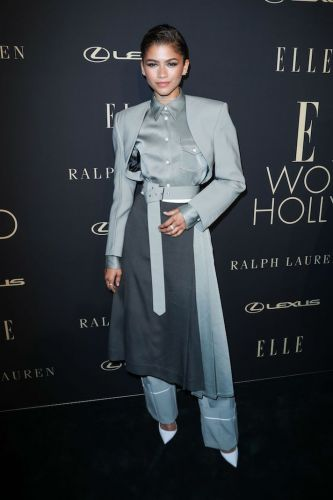The Elle Women In Hollywood Red Carpet Was Filled With Some Truly Iconic Looks