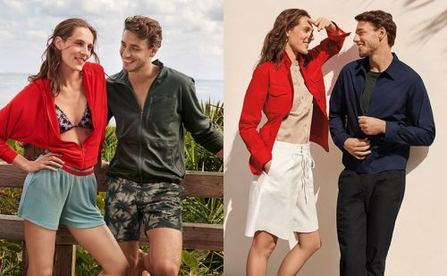 Uniqlo unveils its debut resort wear collection