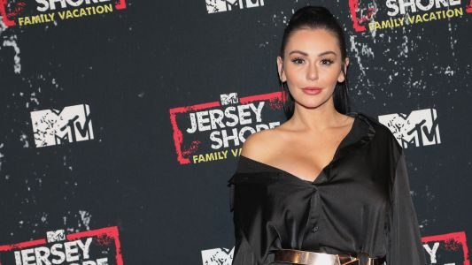 'Jersey Shore' Star JWoww Sets The Record Straight About What Procedures She's Done To Her Face