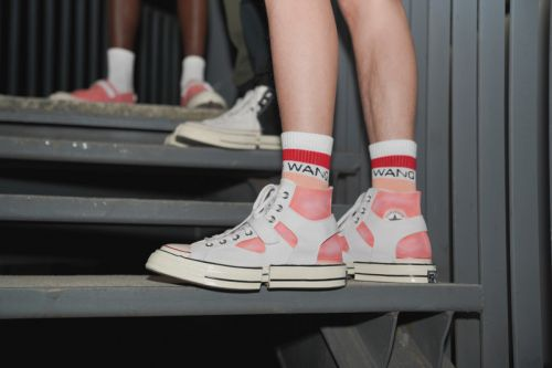 Feng Chen Wang's Converse Collab Accompanies New Fractional SS19 Capsule